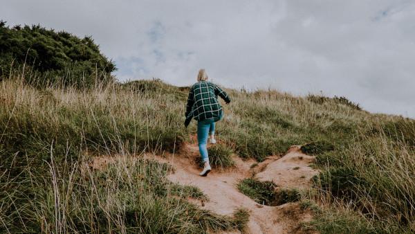 Weitergehen: Deine Kraft auf den Weg bringen